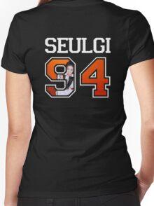 Red Velvet - Seulgi 94 Women's Fitted V-Neck T-Shirt