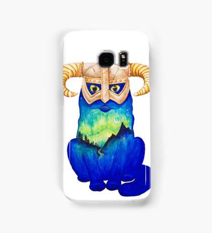 Dovahkitteh Samsung Galaxy Case/Skin