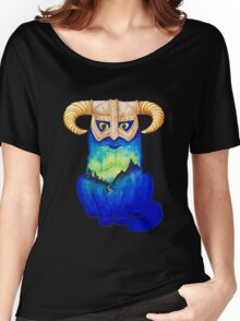 Dovahkitteh Women's Relaxed Fit T-Shirt