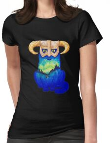 Dovahkitteh Womens Fitted T-Shirt