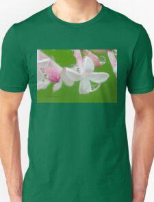 Lilac Blossom Macro Unisex T-Shirt