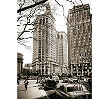 The Municipal Building - NYC Photographic Print