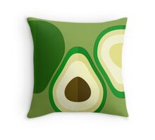 Bravocado! Throw Pillow