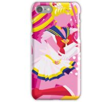 Soldier of Love and Justice iPhone Case/Skin