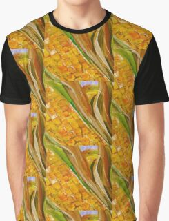 Corn in the Husk Graphic T-Shirt