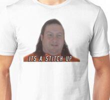 it's a stitch up  Unisex T-Shirt