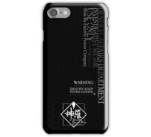 Turks Shinra FFVII Case iPhone Case/Skin