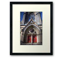 Metropolitan United Church Framed Print