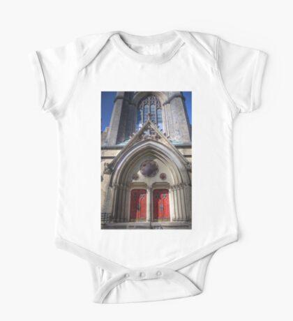 Metropolitan United Church One Piece - Short Sleeve