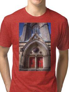 Metropolitan United Church Tri-blend T-Shirt