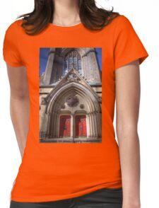 Metropolitan United Church Womens Fitted T-Shirt