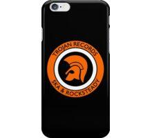 TROJAN RECORDS : SKA & ROCKSTEADY iPhone Case/Skin