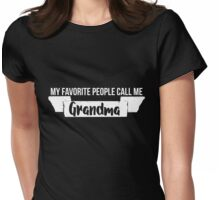 My favor Womens Fitted T-Shirt