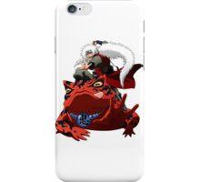 Master of Frog iPhone Case/Skin
