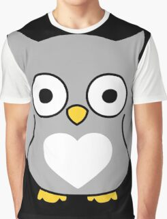 Owl always love you Graphic T-Shirt