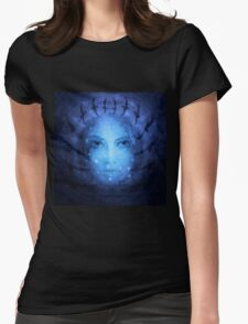 MOONACRE Womens Fitted T-Shirt