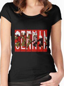 Sennin Women's Fitted Scoop T-Shirt