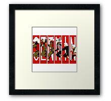Sennin Framed Print