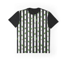 Beetlejuice Pattern in Bugs Graphic T-Shirt