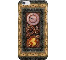 Elegant Steampunk Timepiece phone cases iPhone Case/Skin