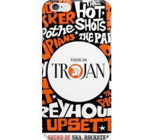 The Trojan Records:  King of Sounds iPhone Case/Skin