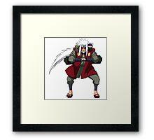 Sage Sennin Mode Framed Print