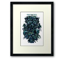 Ghost in the Shell by remi42 Framed Print