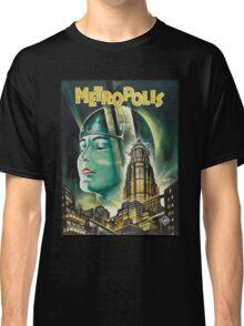 Metropolis 1927 - Movie Poster Classic T-Shirt