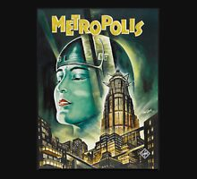Metropolis 1927 - Movie Poster Unisex T-Shirt