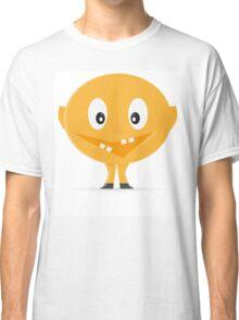 Yellow Mascot  Classic T-Shirt