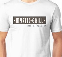 Mystic Grill - The Vampire Diaries Unisex T-Shirt