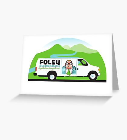 Foley Riverside Realty Greeting Card