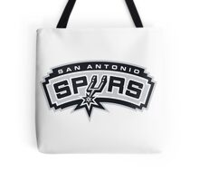 San Antonio Spurs Tote Bag