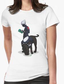 Kuciyose Womens Fitted T-Shirt