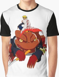 Yondaime Graphic T-Shirt