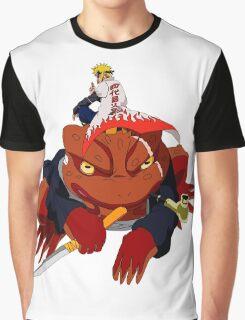 Yondaime Graphic T-Shirt