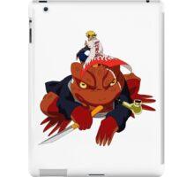 Yondaime iPad Case/Skin