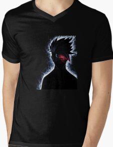Duplicate Ninja Sensei Mens V-Neck T-Shirt