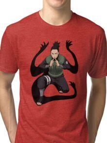 Shikamaru Tri-blend T-Shirt