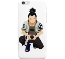 Shikamaru iPhone Case/Skin