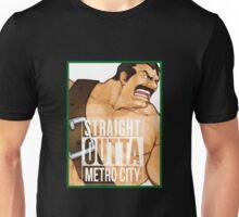 Straight Outta Metro City Unisex T-Shirt
