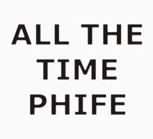 phife One Piece - Short Sleeve