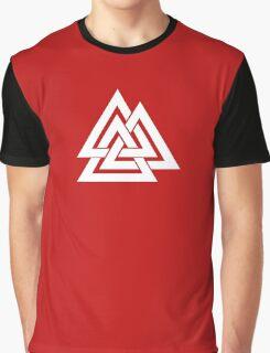 Valknut Graphic T-Shirt