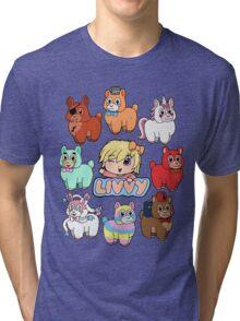 Livdaneix | Livvy | Fan Art Tri-blend T-Shirt