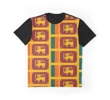 Sri Lanka Graphic T-Shirt