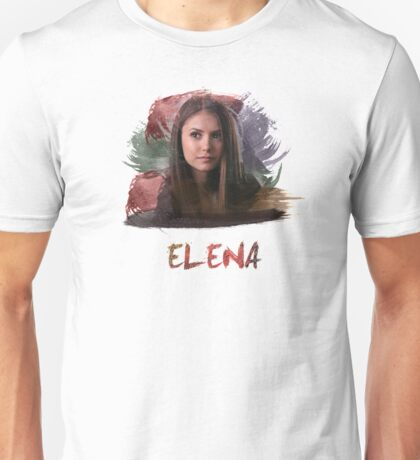 Elena - The Vampire Diaries Unisex T-Shirt