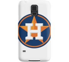 Houston Astros Samsung Galaxy Case/Skin