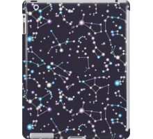 Starry Sky (purple twinkle) iPad Case/Skin