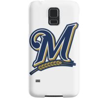 Milwaukee Brewers Samsung Galaxy Case/Skin