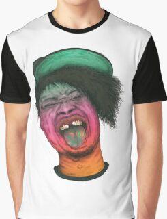 DANNY BROWN [4K] Graphic T-Shirt